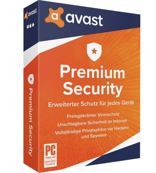 Avast Premium Security 2021 20.10.2442 Crack + Activation ...